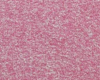 Hemp/Organic Cotton Jersey, Wild Rose - sold by the half yard
