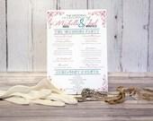 Vintage Wedding Ceremony ...