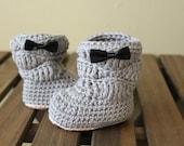 Crochet Baby Boots, Baby Girl Boots, Baby Girl