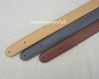 """21"""" long Synthetic Leather Bag Handles"""