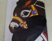 Vintage MIP Pin the Tail on Donkey Game T29