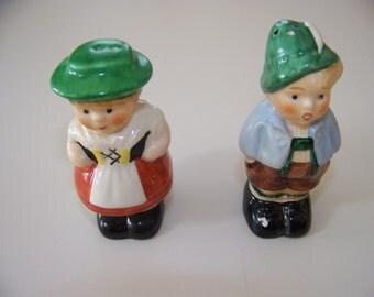 Goebel vintage salt and pepper shakers