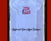 UGA Little Bulldog -  Bodysuit or Tee Shirt