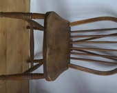 Wooden Dining Chairs- set of 6.