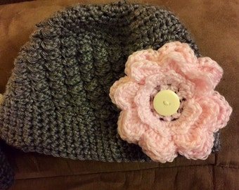 Interchnagable flower hat