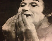 Marcel Marceau Programme - City Center - 1975
