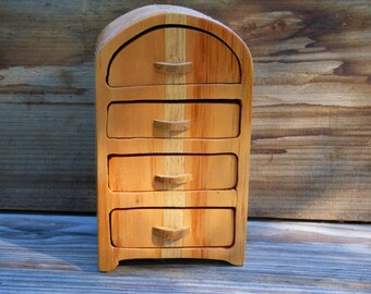 Mini Tall Chest of Drawers
