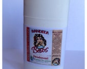 Organic Black Cherry Almond Deodorant
