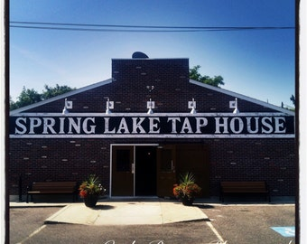 Shore - Spring Lake Tap House Tile Coaster