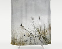 Popular items for bird shower curtain on etsy Nature inspired shower curtains
