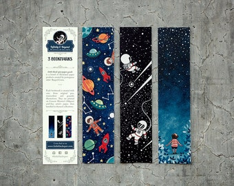 Infinity & Beyond - 3 bookmark collection