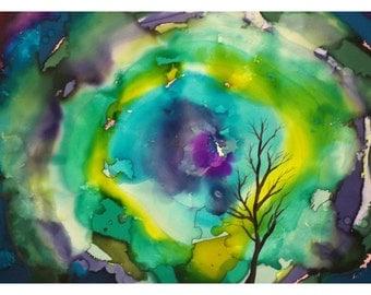 25 Art Postcards + Envelopes - Painting Postcards Sets
