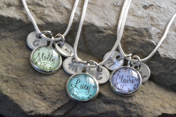best friend jewelry for 3 3 best friend necklaces 3 friendship necklace personalized 4936