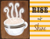 """Printable Morning Quote 8x10"""" - Instant Download