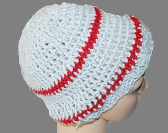 Slouchy Beanie, Mens Slouch Hat, Slouchy Cap, Teen Hipster Hat, Knit Dread Cap, Skaters Hat, Crochet Slouch Hat, Gray Mens Hat,