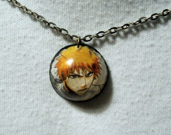 Custom Anime Necklace