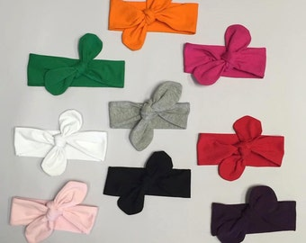 Knotted Headwraps