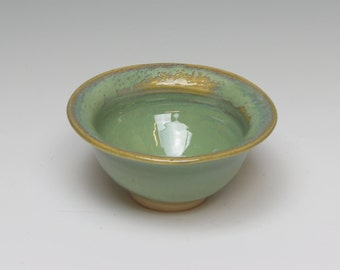 Spearmint Salt Bowl