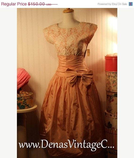 Fabulous 50's Vintage Prom Dresses