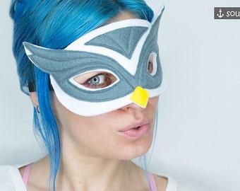 "Mask ""Snowy Owl"""
