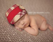 Newborn Oxford Cap
