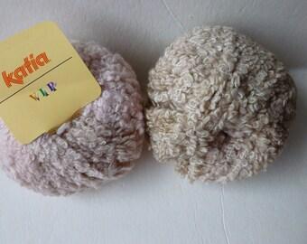 Yarn Sale  -  Cream 00 VIP by Katia
