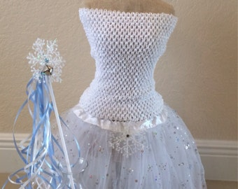 Frozen Costume, Elsa Frozen Costume, Elsa Frozen Tutu, Frozen Tutu Dress, Frozen Dress, Elsa Dress, Frozen Party Favors, Frozen Birthday