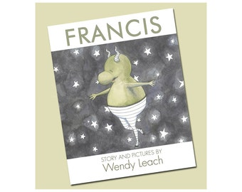 Picture book Francis by Wendy Leach paperback