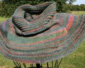 Turtleneck Cowl with Shoulder Shaping