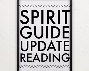 Update from Spirit Guide Tarot Reading- E-mail