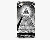 EYE OF PROVIDENCE iPhone Case, iPhone 6 cover, iPhone 6 Plus cases, iPhone 5/5s case,Money Pyramid iPhone 4, Aztec iPhone 4s case