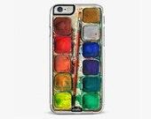 Watercolor Set IPHONE 6 plus CASE iPhone 6S cover iPhone 5S cases iPhone 5C case iPhone 4s case