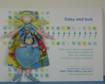 Daisy and Bud doll set