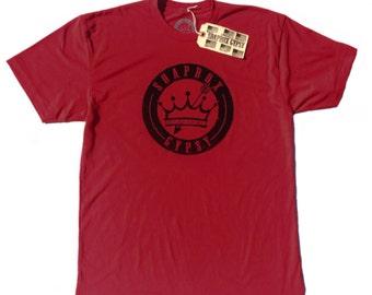 T-shirt Soapbox Gypsy Logo