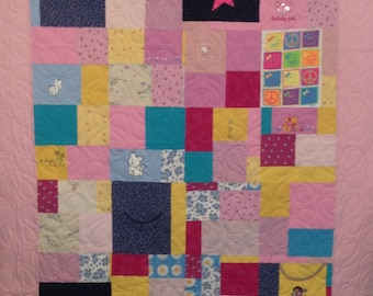 Baby Memory Quilt - DEPOSIT ONLY