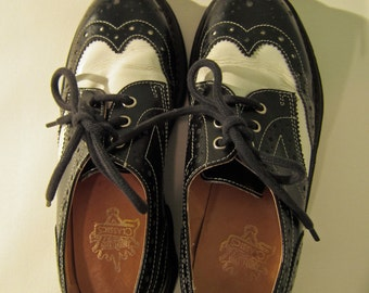 Fluevogs of old--they don't make them like this anymore!