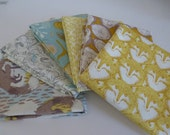 Timber and Leaf by Sarah Watts for Blend 5 Piece Bundle