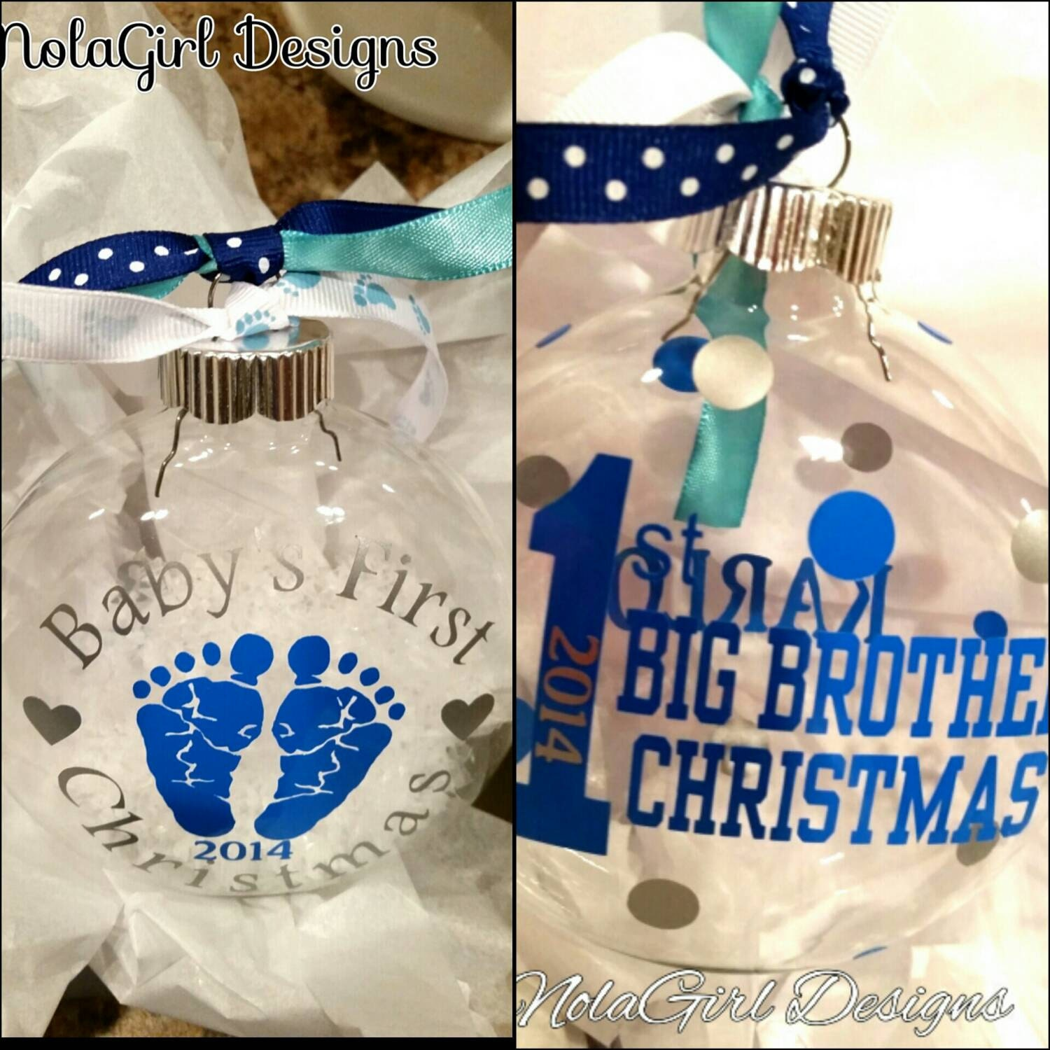 Personalized baby christmas ornaments - Gallery Photo Gallery Photo Gallery Photo