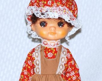 Vintage Victoria Vinyl Doll