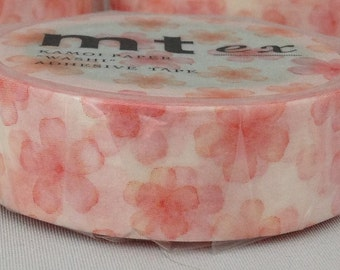 mt ex Cherry Blossom Japanese Washi Tape Masking Tape (MTEX1P85) Price depends on order volume. Buy other items together for BETTER price.