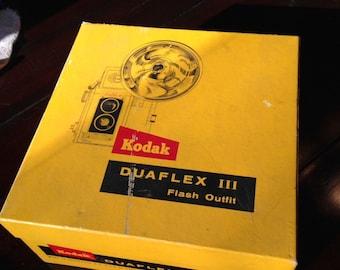 1954/55 Kodak Duaflex III Flash Qutfit