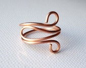Copper ring, Copper jewelry