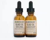 Choose any 2  -  Men's Beard Oil  -  Glass 1oz Bottle