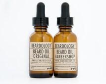 Choose any 2  -  Men's Beard Oil  -  Glass 1oz Bottle