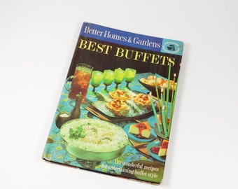 1963 Better Homes and Gardens Best Buffets
