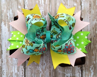 OTT Boutique Style Hairbow