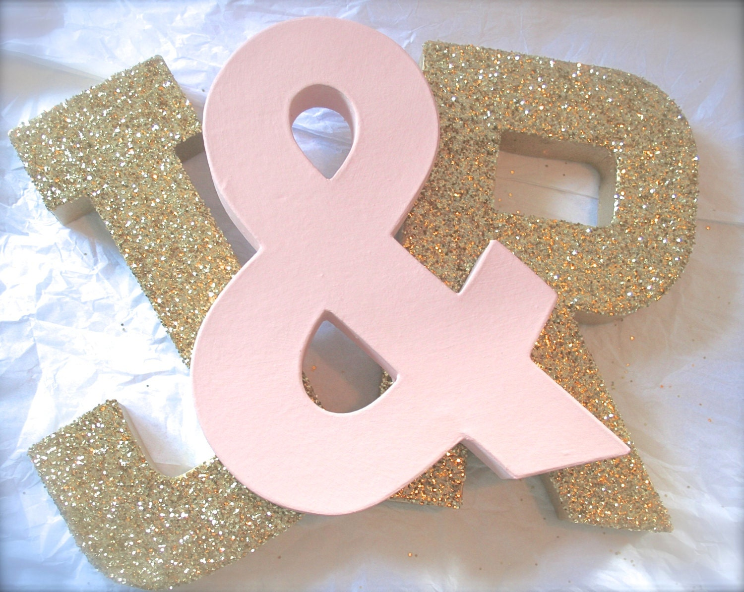 glittered letters wedding decor and home decor self standing home decor letters door hangers trend home design and decor