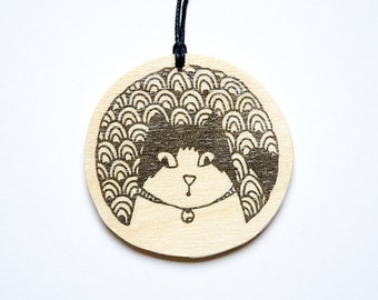 "Pendant ""Zappa Cat"""
