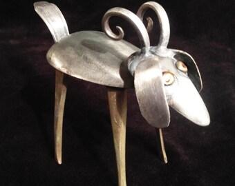 spoon goat