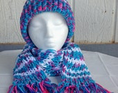 Fairy Tale Hat and Scarf Set